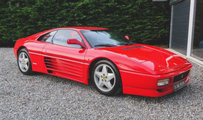 Ferrari348 photo.